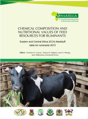 Laswai et al., 2013. ASARECA (Association for Strengthening Agricultural Research in Eastern and Central Africa), Entebe, Uganda