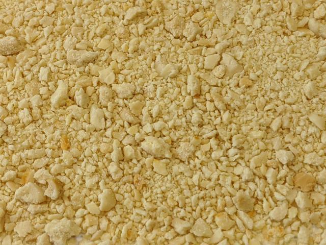 Almond oilmeal