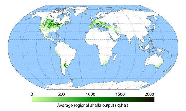 Alfalfa regional output (2000)