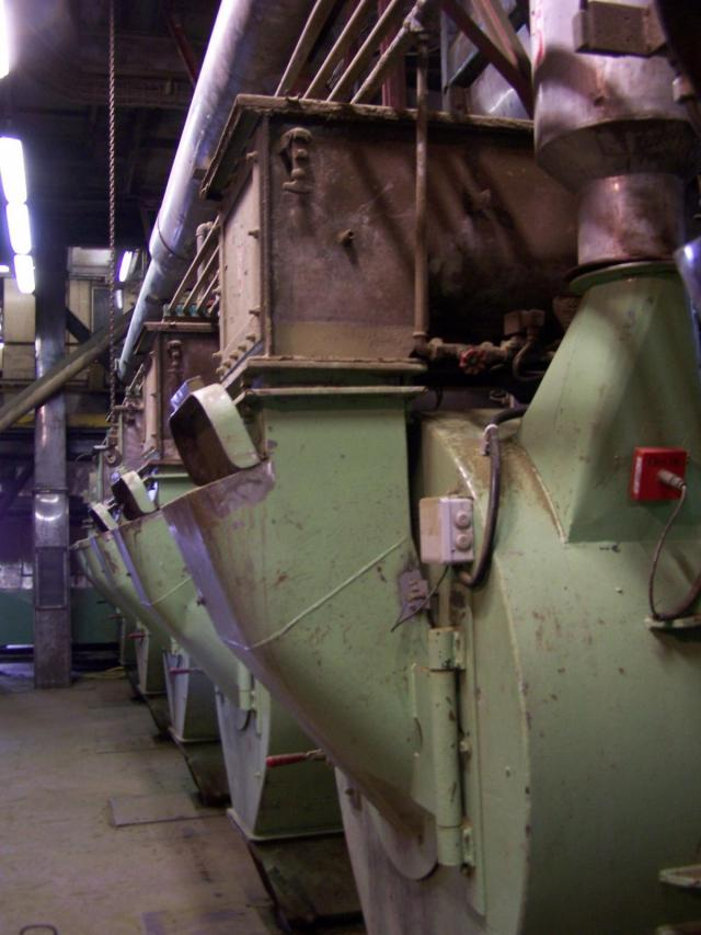 Sugarbeet pellet mill