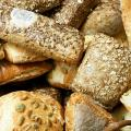 Breads and bakery products