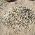 Winnowed peanut shells