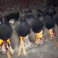 Katikala production process, Ethiopia